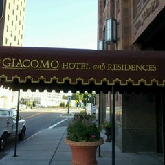 Photo taken at The Giacomo by Harry O. on 9/15/2012