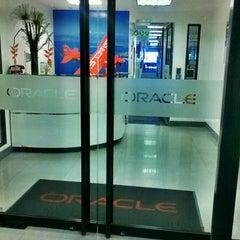 Photo taken at Oracle de Venezuela by Jose Rafael C. on 2/20/2013