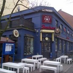 Photo taken at Café Borchers by Steffen H. on 4/6/2014