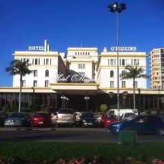 Photo taken at Hotel O'Higgins by Freddy A. on 6/1/2013