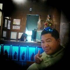 Photo taken at Sky Garden Hotel by Philip Ceasar H. on 10/27/2012