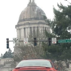 Photo taken at City of Olympia by @MiVidaSeattle on 11/12/2015