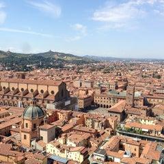 Photo taken at Torre Degli Asinelli by Alexey R. on 8/31/2013