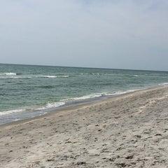Photo taken at Turner Beach by Brandi B. on 7/20/2014