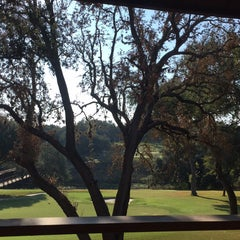 Photo taken at The Hills Country Club by Ellen F. on 10/11/2015