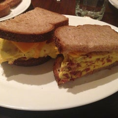 Photo taken at Carnegie Deli by Cameron J. on 6/8/2013