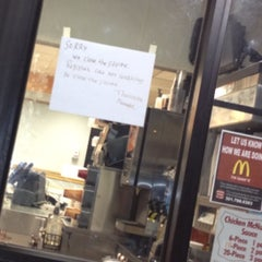 Photo taken at McDonald's by Michael S. on 1/5/2013