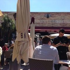 Photo taken at Balans Restaurant & Bar by John M. on 3/3/2013