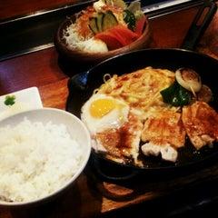 Photo taken at 食事処DON by Shota Y. on 11/4/2012