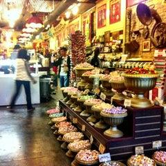Photo taken at Big Top Candy Shop by John N. on 11/17/2012