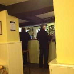 Photo taken at The White Lion Inn Bourton by Dave H. on 11/15/2013