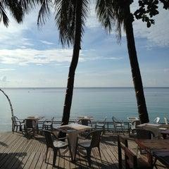 Photo taken at Salad Beach Resort by Nattapakorn P. on 11/8/2012