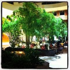 Photo taken at Hyatt Regency Bellevue on Seattle's Eastside by Daniil S. on 11/27/2012