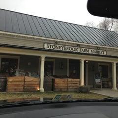 Photo taken at Stoneybrook Farm Market by Alexandria F. on 3/17/2013