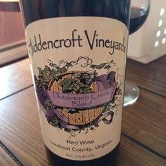 Photo taken at Hiddencroft Vineyards by Alexandria F. on 3/16/2013