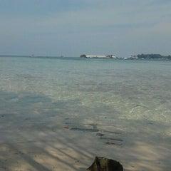 Photo taken at Pulau Karya by Beatrix Latifa M. on 11/16/2012