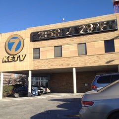 Photo taken at KETV by Gary S. on 1/7/2014