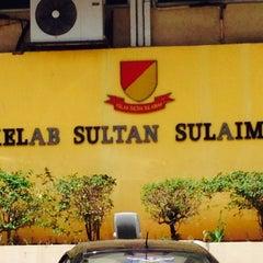 Photo taken at Kelab Sultan Sulaiman by muszaqim 📱 on 8/22/2015