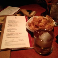 Photo taken at Fleming's Prime Steakhouse & Wine Bar by Rick R. on 8/6/2014