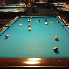 Photo taken at Baluka Billiards and Lounge by Yelena on 9/29/2012
