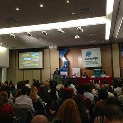 Photo taken at Consejo Profesional de Ciencias Económicas de la Ciudad Autónoma de Buenos Aires by Joan C. on 7/18/2013