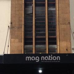Photo taken at Mag Nation by natalichka on 1/1/2013