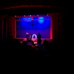 Photo taken at Crown Uptown Theatre by Mike S. on 11/29/2012