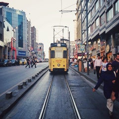 Photo taken at Kadıköy by Taner G. on 6/19/2013