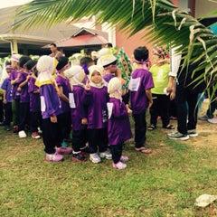 Photo taken at SMK Bandar Setia Alam by N N. on 5/31/2015