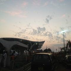 Photo taken at Dabolim Goa International Airport (GOI) by Sasha W. on 2/12/2013