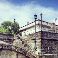 Photo taken at Intramuros by Oliver on 2/12/2013