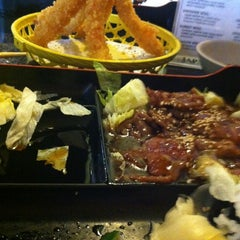 Photo taken at Nozawa Sushi by Leah M. on 11/19/2012