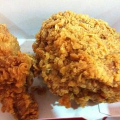 Photo taken at KFC by Rachel on 11/2/2013