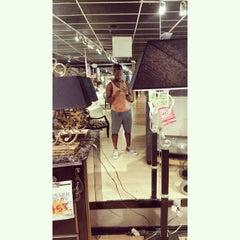 Photo taken at Underpriced Furniture by Jamar on 9/5/2014