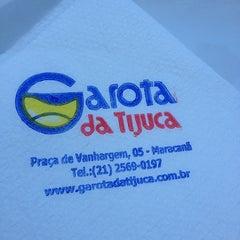 Photo taken at Garota da Tijuca by Marta A. on 4/28/2013