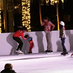 Photo taken at Fantasy on Ice at Horton Square by Chuck D. on 11/20/2015