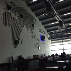 Photo taken at FBO/Servair - VIP lounge at AILA by Alberto P. on 3/26/2014