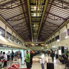 Photo taken at Juanda International Airport (SUB) by GianKevin D. on 5/21/2013