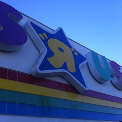 "Photo taken at Toys""R""Us by Anna N. on 10/27/2012"