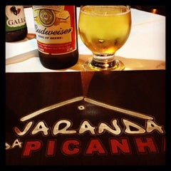 Photo taken at Varanda da Picanha by André S. on 8/2/2014