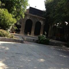 Photo taken at Universidad Alberto Hurtado by Julio A. on 1/23/2013