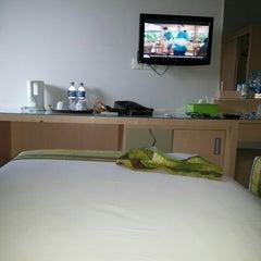 Photo taken at Hotel Zamrud by machful a. on 5/11/2013