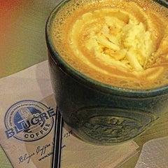Photo taken at Blugré Coffee by Justin J. on 4/8/2013