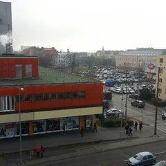 Photo taken at Pelikán Bevásárlóközpont by Győri L. on 12/21/2013