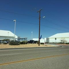 Photo taken at Southern California Logistics Airport (VCV) by Eduardo  on 10/16/2014