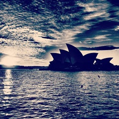 Photo taken at Sydney Opera House by andrew_sf on 7/19/2013