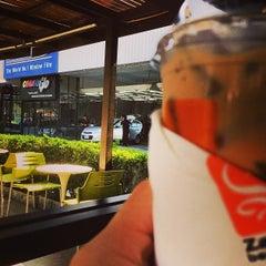 Photo taken at Zana's Bean Coffee by Kriangkrai S. on 2/6/2014