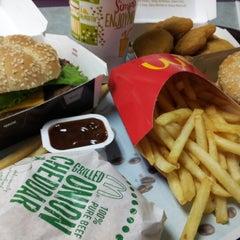 Photo taken at McDonald's by Matt R. on 1/21/2013