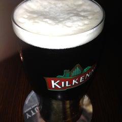 Photo taken at Kilkenny Irish Pub by Maxim N. on 11/1/2012