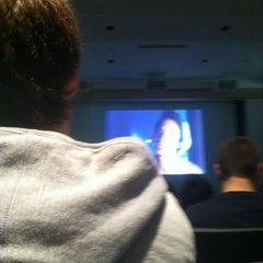 Photo taken at HBC Gifford Auditorium by Emily R. on 10/18/2012